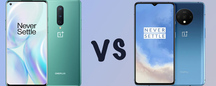 Oneplus 7t vs oneplus 8 which should you buy ?