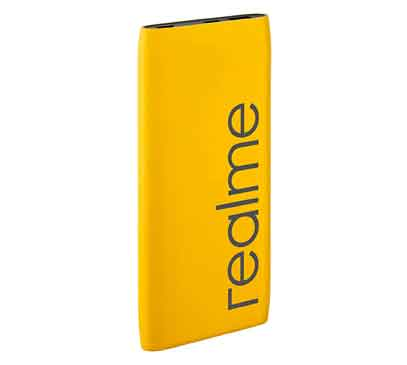Realme 30 watt dart charger 10000 mAh power bank