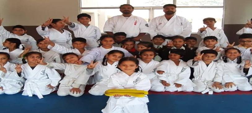 Sachin's Dojo-Sports